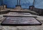 Brooklyn bridge plack-Looking up
