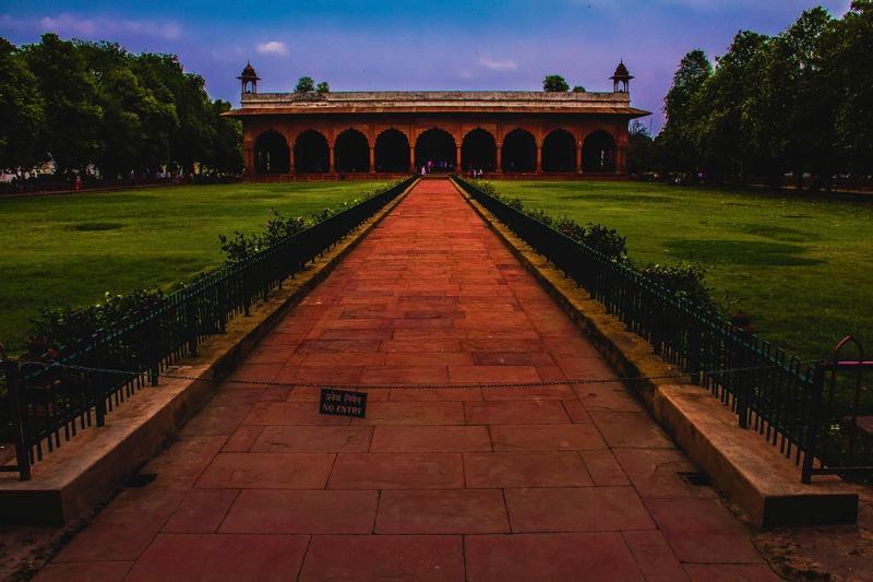 Red-Fort, Delhi