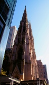 St Patricks cathedral steeple