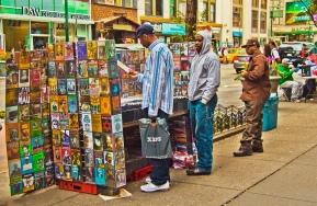 Street CD vendor