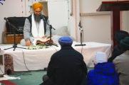 An elder reading the scriptures