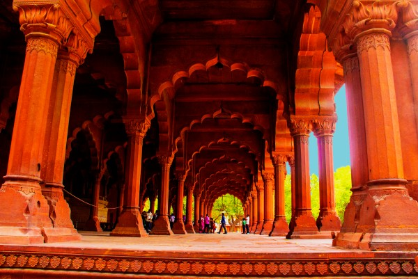 Red Fort Darbar