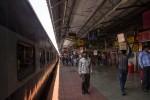 Train station in Madhya Pradesh