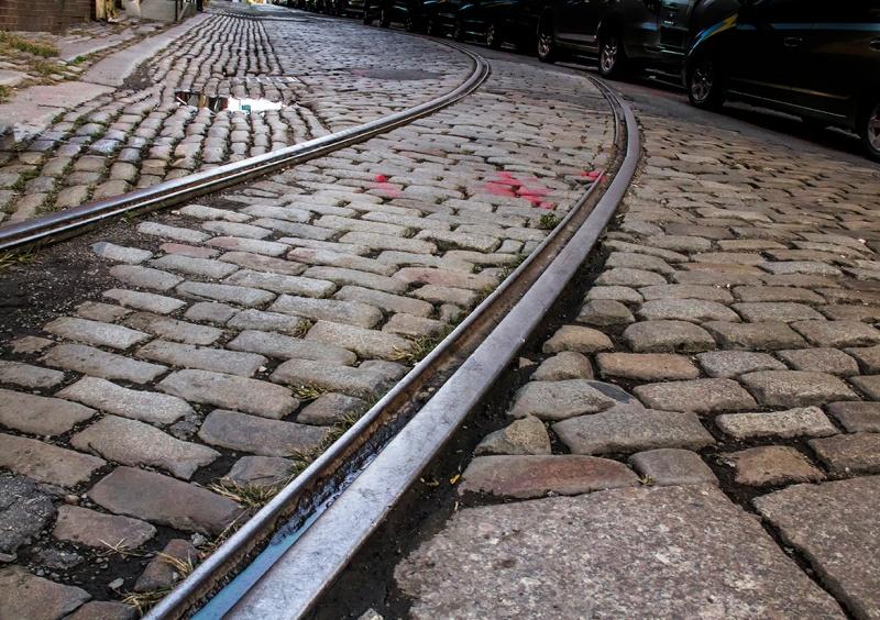 An Old Brooklyn Street