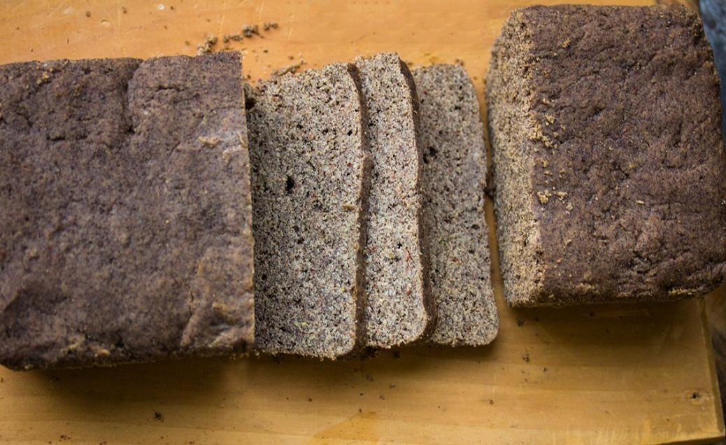 Buckwheat & Millet top