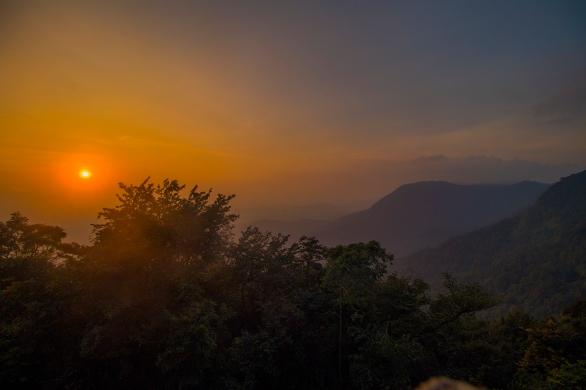 Agumba along the western ghats