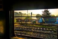 Bihar at the railway crossing